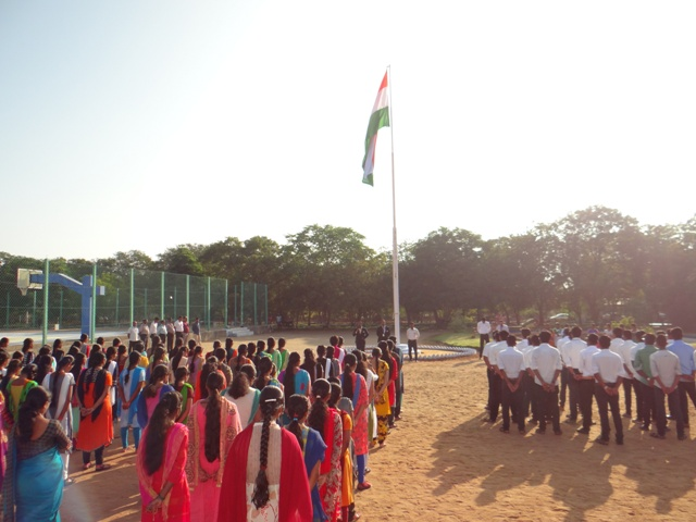 "Republic Day Celebrations ""2020"""